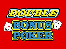 Популярный автомат Double Double Bonus Poker играйте в видео-покер онлайн